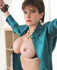 Huge nipples mature